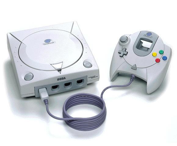 Videoconsola Sega Dreamcast