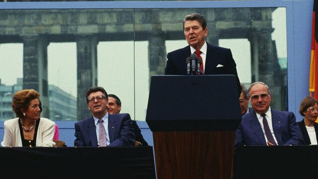 Reagan's Berlin Speech
