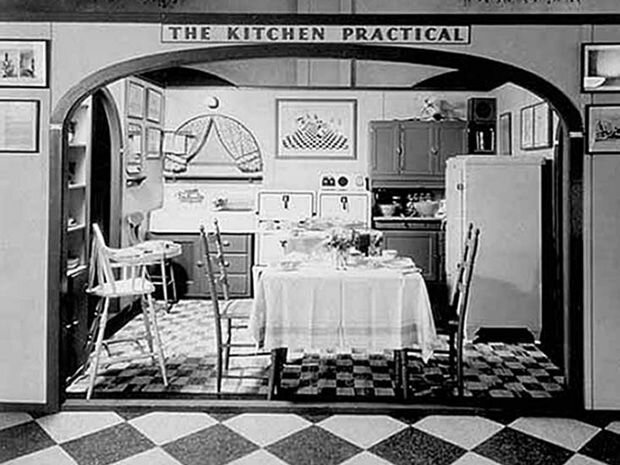The Kitchen practical