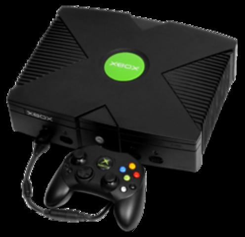Videoconsola de Microsoft, Xbox