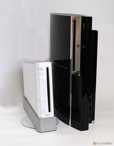 Nintendo Wii y PS3