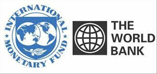 Creation of International Monetary Fund and the World Bank
