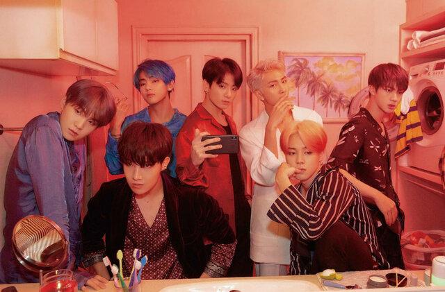 BTS 2019