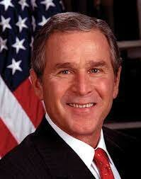 George W. Bush Is Inaugurated As The 43rd President