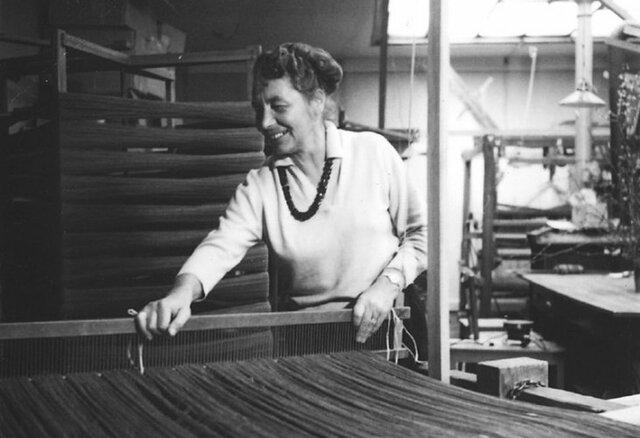 Gunta Stölzl(1897-1983)