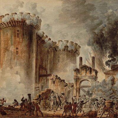 Révolution française  timeline