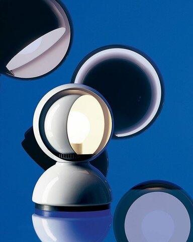 Diseño Italiano: Vico Magistretti (Eclisse)
