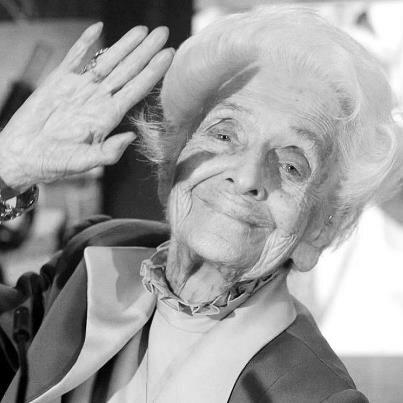 Premio Nobel per la Medicina Rita Levi Montalcini