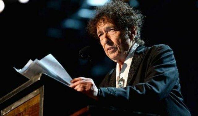 Premio Nobel per la Letteratura Bob Dylan