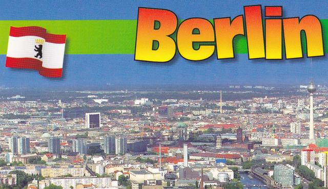 Germania torna ad essere Berlino.