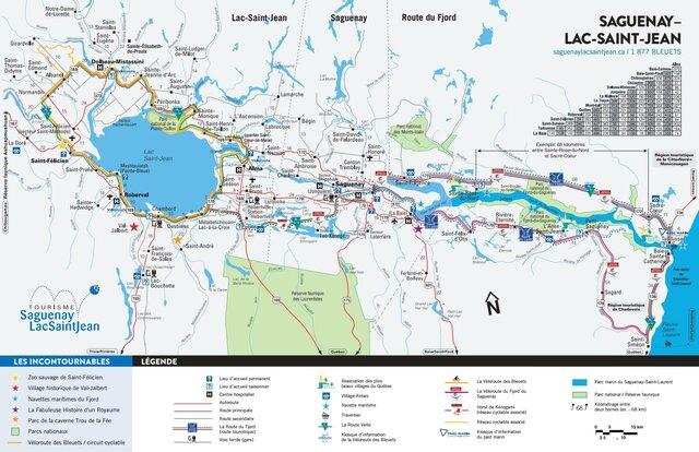 Ouverture des régions de colonisations du Saguenay et du Lac-Saint-Jean en 1838