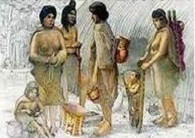 PREHISTORIA (50.000 a.c - 5.000 a.c)
