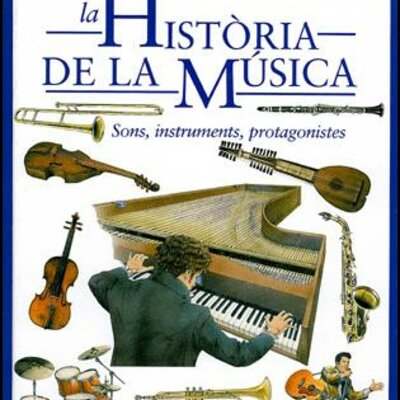HISTORIA UNIVERSAL DE LA MUSICA timeline