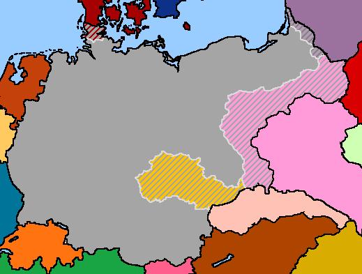 Devoluzione dei territori orientali della Germania alla Polonia