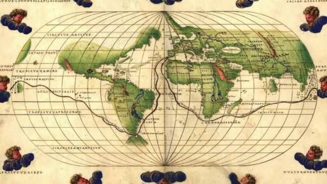L'expedició de Magalhâes completa la primera volta al món.