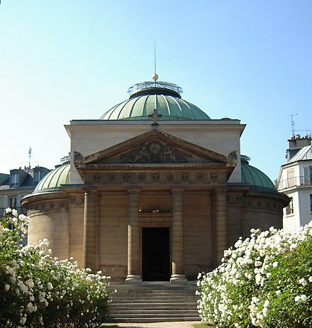 The Commune orders the destruction of the Chapel Expiatoire built after the execution of Louis XVI