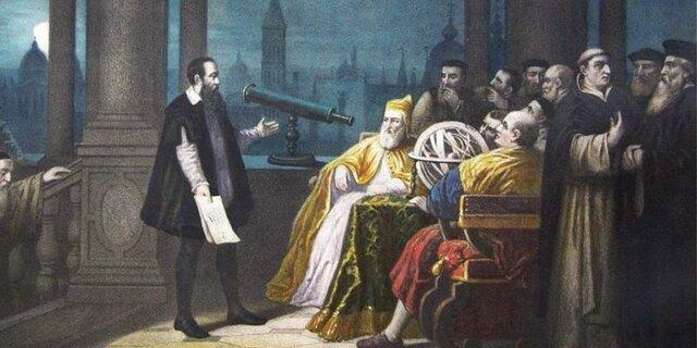 Galileo Galilei (1564-1642) - S. XVII