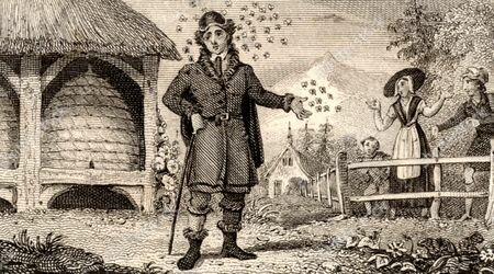 Jan Swammerdam (holandés, 1637-1712)