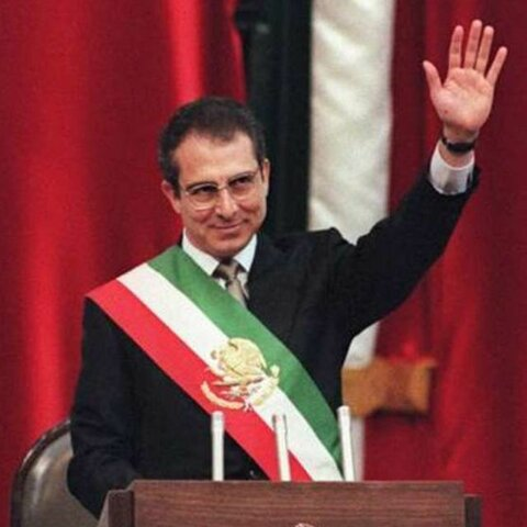 Cargo de presidencia por Ernesto Zedillo