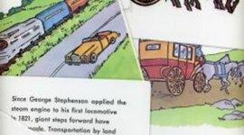 Land Transportation Timeline-Mfiedler