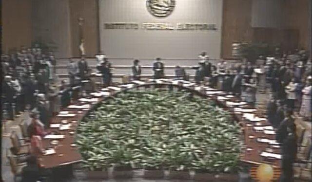 Congreso General del IFE