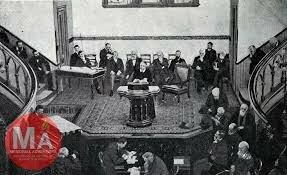Reorganización de la Iglesia: Formación de Uniones