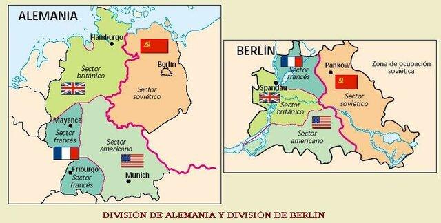 Conferencias de Yalta y Potsdam.