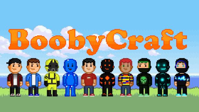 BoobyCraft #3