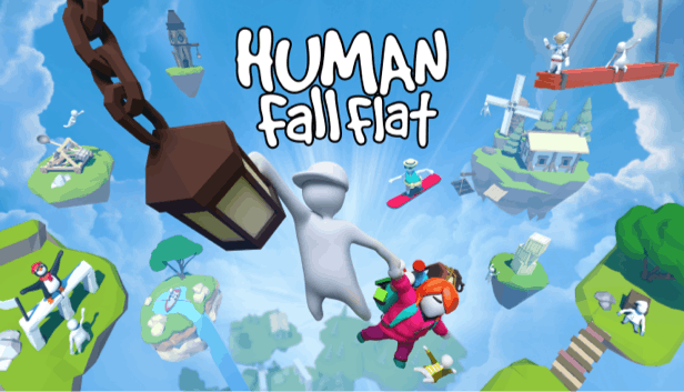 Giveaway Human Fall Flat