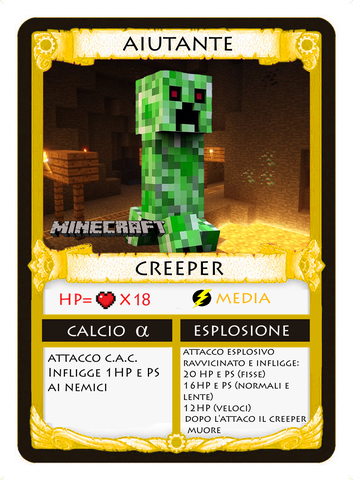Progetto Booby Cards Battle