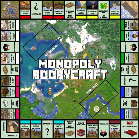 Progetto Monopoly Boobycraft