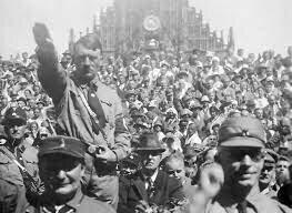 Hitler and Nazis