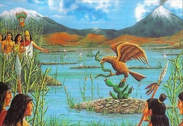 Fundació de l'Imperi Azteca