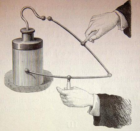 Botella de Leyden (condensador)