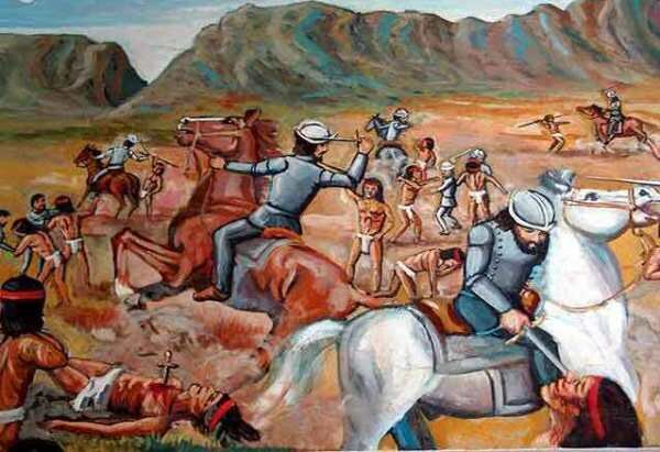 Caiguda de lmperi Asteca