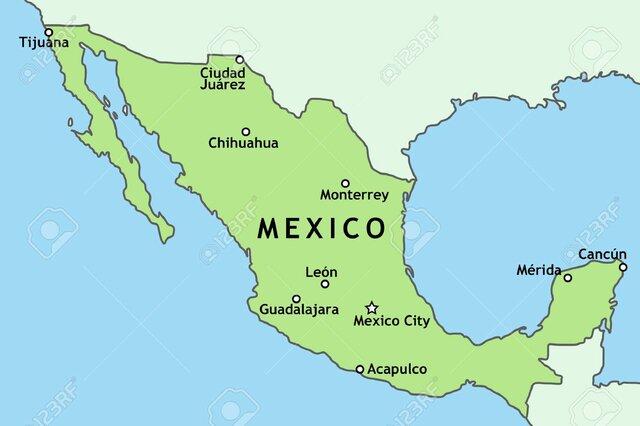 El pastor Jones llega a México