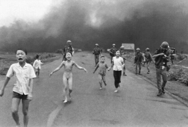 Inicio de la guerra de Vietnam