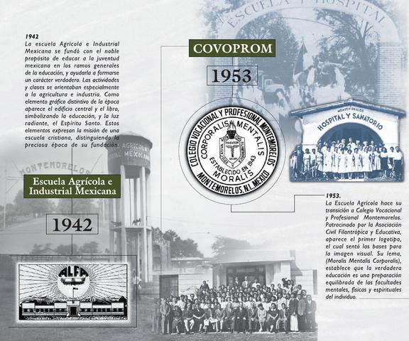 Se inaugura la Escuela Agrícola e Industrial Mexicana