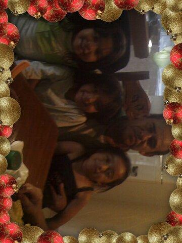 Primera Navidad con mis abuelos
