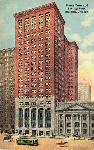 Harris Trust & Savings Bank. (Chicago).