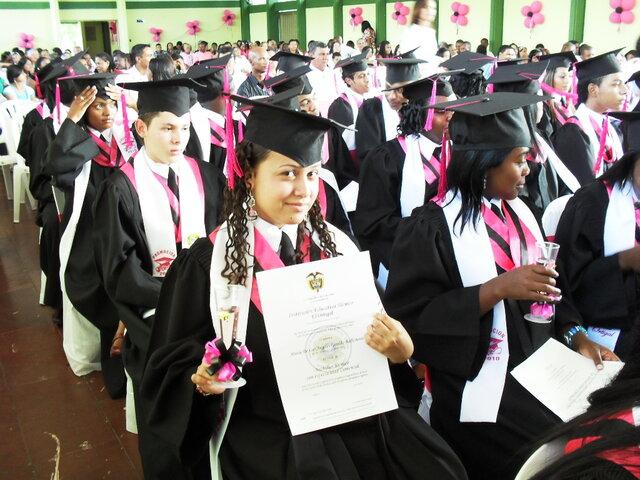 Graduación de bachiller
