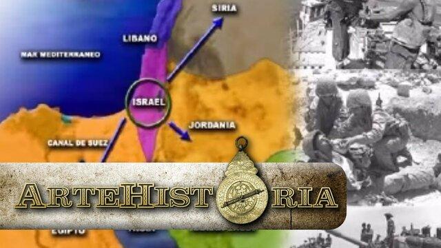 Inicio de la guerra de los Seis Días entre árabes e israelíes.
