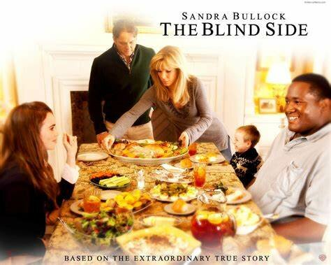 The Blind Side theatrical run