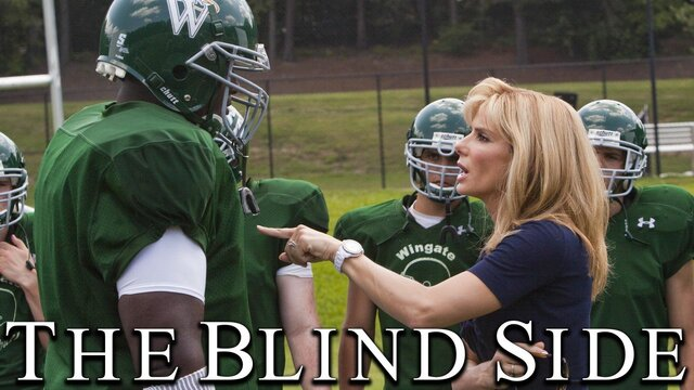 The Blind Side in Netflix
