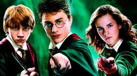 The main Harry Potter books timeline