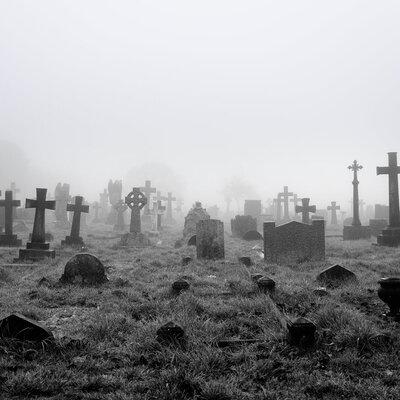 Where is Gilbert P. BAKER buried? timeline