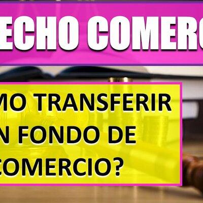 TRANSFERENCIA DE FONDO DE COMERCIO (procedimiento legal) timeline