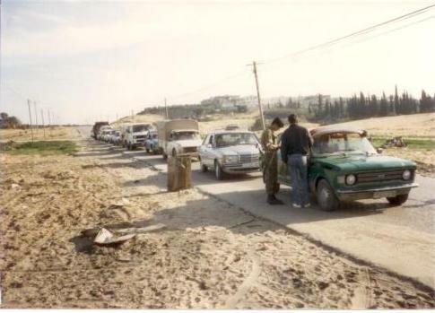 Intifada en Palestina