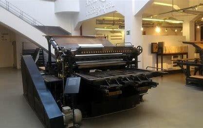 S'inventa l'imprenta