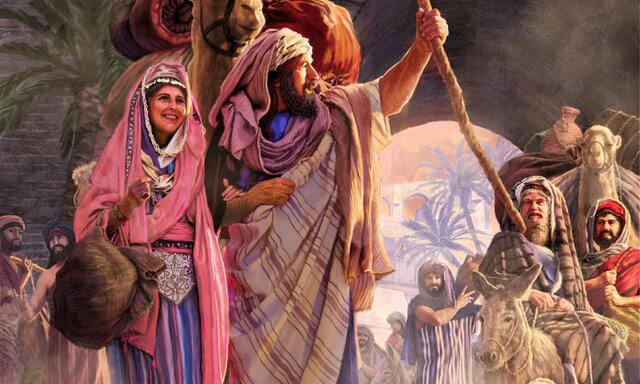 Abraão saí de Harã